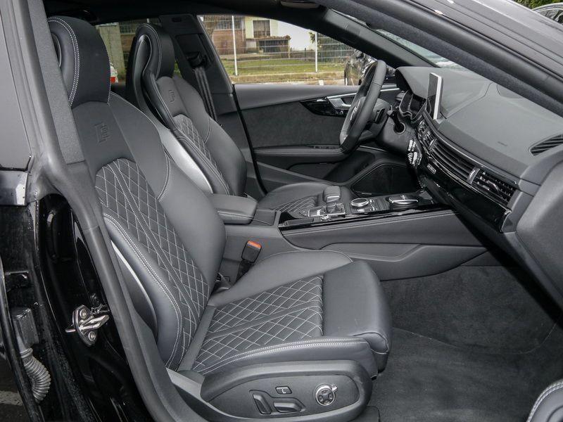 Audi A5 Sportback 3.0 TDI Quattro 272 S Line Noir occasion à Beaupuy - photo n°5