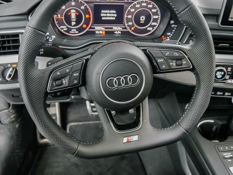 Audi A5 Sportback 3.0 TDI Quattro 272 S Line Noir occasion à Beaupuy - photo n°9