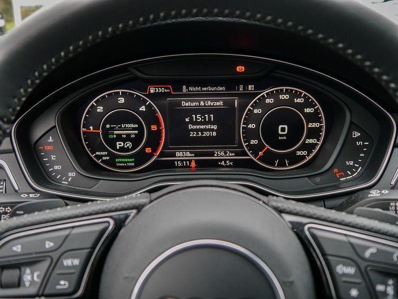 Audi A5 Sportback 3.0 TDI Quattro 272 S Line Noir occasion à Beaupuy - photo n°8