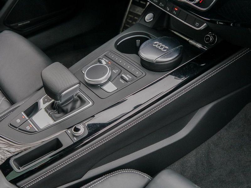 Audi A5 Sportback 3.0 TDI Quattro 272 S Line Noir occasion à Beaupuy - photo n°7