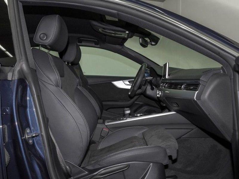 Audi A5 Sportback 3.0 TDI Quattro 272 S Line Bleu occasion à Beaupuy - photo n°4