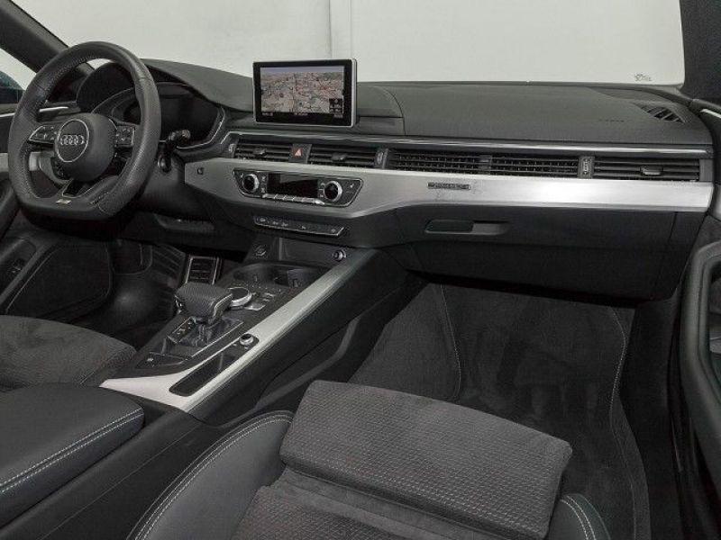Audi A5 Sportback 3.0 TDI Quattro 272 S Line Bleu occasion à Beaupuy - photo n°2