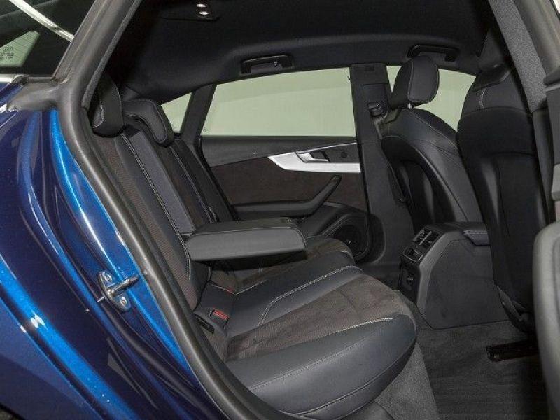 Audi A5 Sportback 3.0 TDI Quattro 272 S Line Bleu occasion à Beaupuy - photo n°5