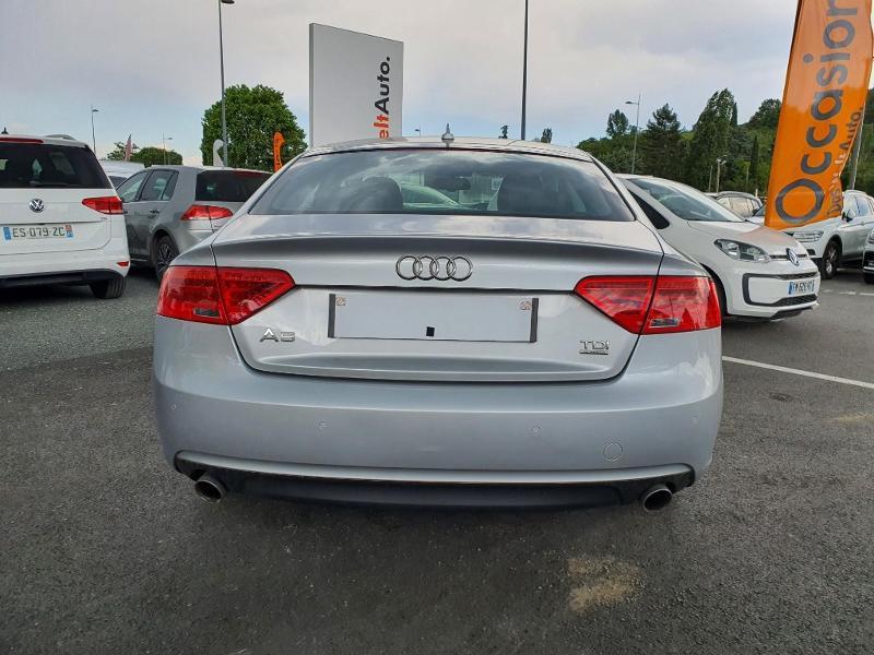 Audi A5 Sportback 3.0 V6 TDI 245ch Ambition Luxe quattro Argent occasion à Albi - photo n°15