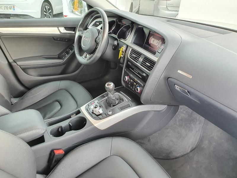 Audi A5 Sportback 3.0 V6 TDI 245ch Ambition Luxe quattro Argent occasion à Albi - photo n°7