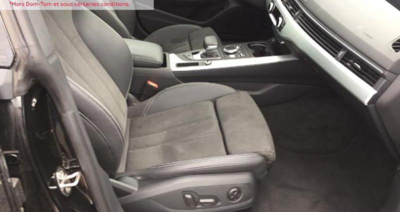 Audi A5 Sportback 35 TFSI 150ch S line S tronic 7 Euro6d-T Noir occasion à La Rochelle - photo n°7