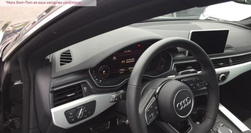 Audi A5 Sportback 35 TFSI 150ch S line S tronic 7 Euro6d-T Noir occasion à La Rochelle - photo n°6