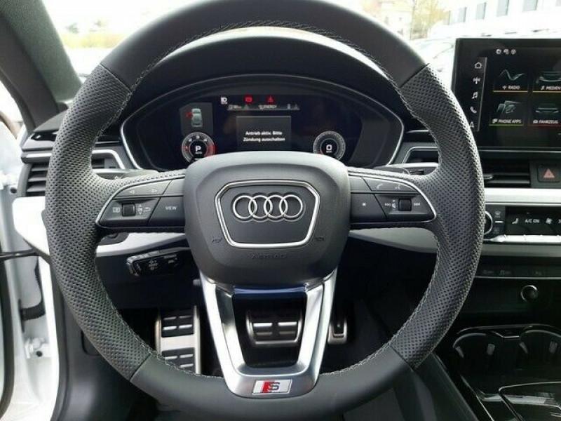 Audi A5 Sportback 40 TDI 204CH S LINE S TRONIC 7 Blanc occasion à Villenave-d'Ornon - photo n°9