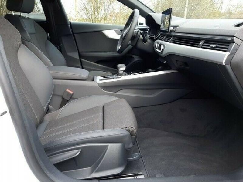 Audi A5 Sportback 40 TDI 204CH S LINE S TRONIC 7 Blanc occasion à Villenave-d'Ornon - photo n°6