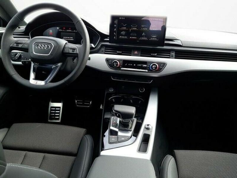 Audi A5 Sportback 40 TDI 204CH S LINE S TRONIC 7 Blanc occasion à Villenave-d'Ornon - photo n°8