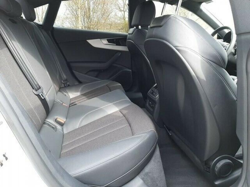 Audi A5 Sportback 40 TDI 204CH S LINE S TRONIC 7 Blanc occasion à Villenave-d'Ornon - photo n°7