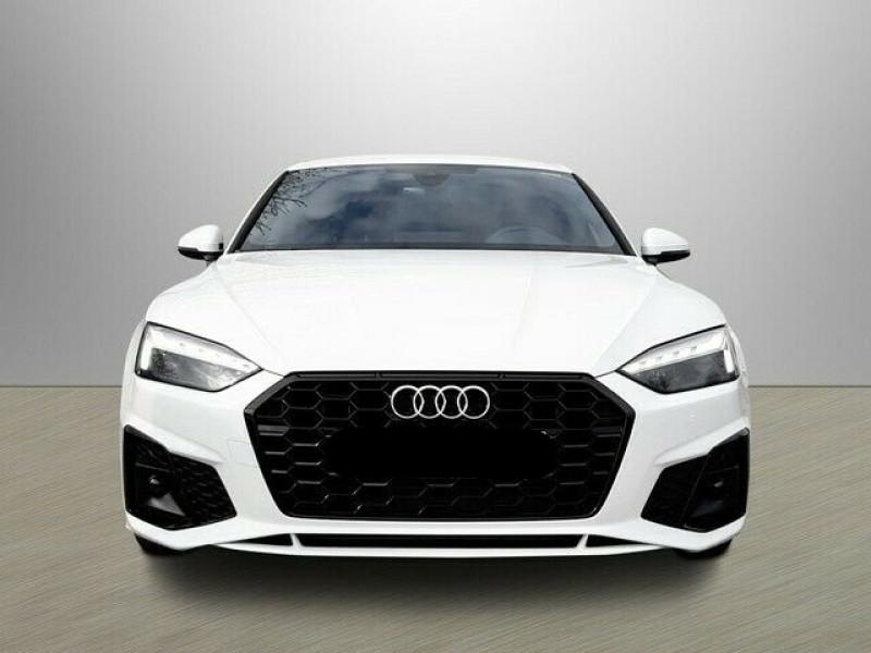 Audi A5 Sportback 40 TDI 204CH S LINE S TRONIC 7 Blanc occasion à Villenave-d'Ornon