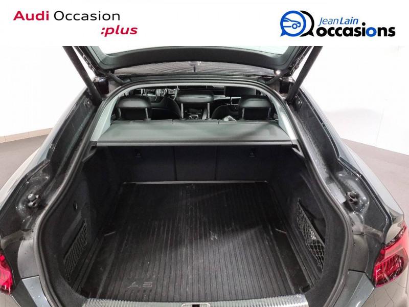 Audi A5 Sportback A5 Sportback 2.0 TDI 190 S tronic 7 Quattro Design Luxe 5p  occasion à Échirolles - photo n°10