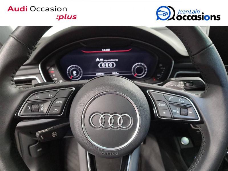 Audi A5 Sportback A5 Sportback 2.0 TDI 190 S tronic 7 Quattro Design Luxe 5p  occasion à Échirolles - photo n°12