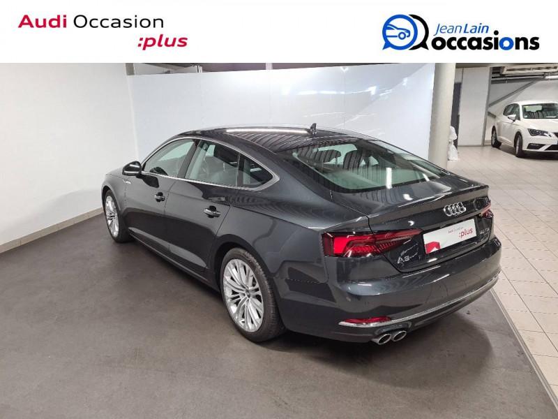 Audi A5 Sportback A5 Sportback 2.0 TDI 190 S tronic 7 Quattro Design Luxe 5p  occasion à Échirolles - photo n°7