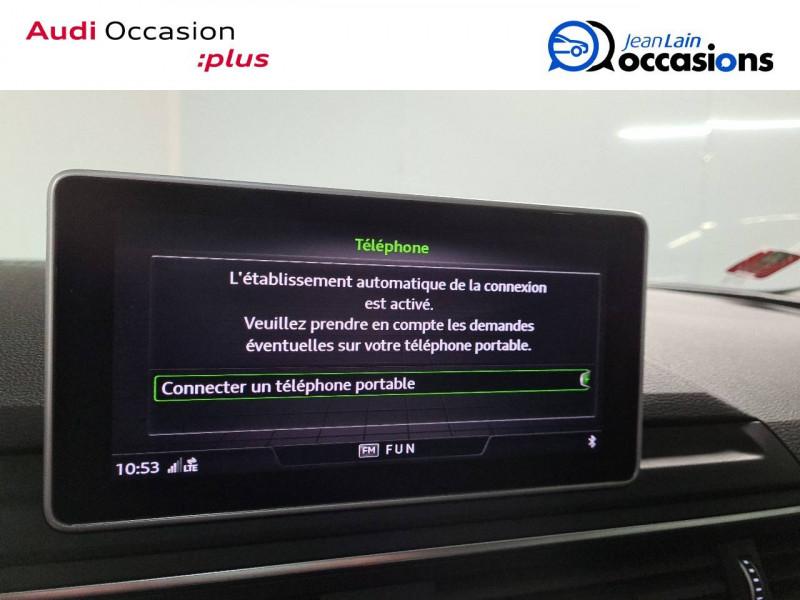 Audi A5 Sportback A5 Sportback 2.0 TDI 190 S tronic 7 Quattro Design Luxe 5p  occasion à Échirolles - photo n°16