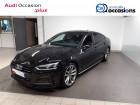Audi A5 Sportback A5 Sportback 2.0 TDI 190 S tronic 7 Quattro S Line 5p Noir à Sallanches 74