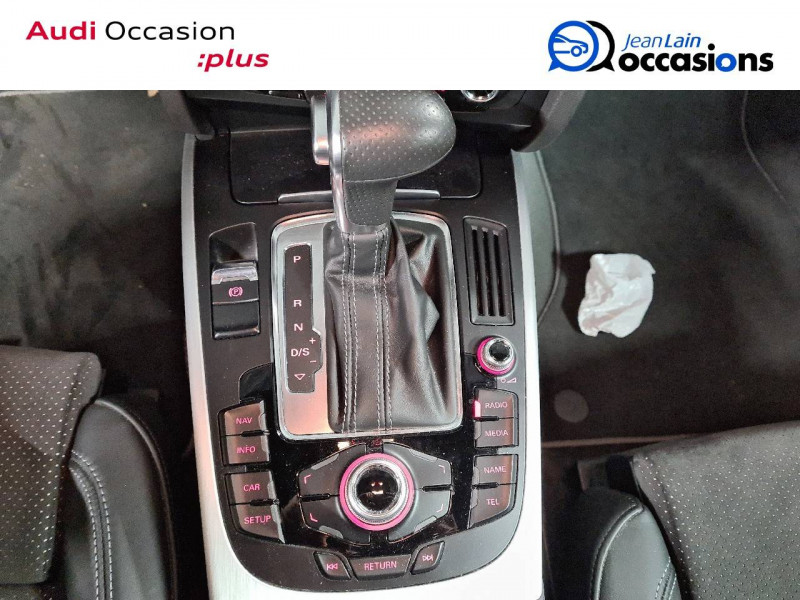 Audi A5 Sportback A5 Sportback 2.0 TDI 190 S tronic 7 Quattro S Line 5p Gris occasion à La Motte-Servolex - photo n°13