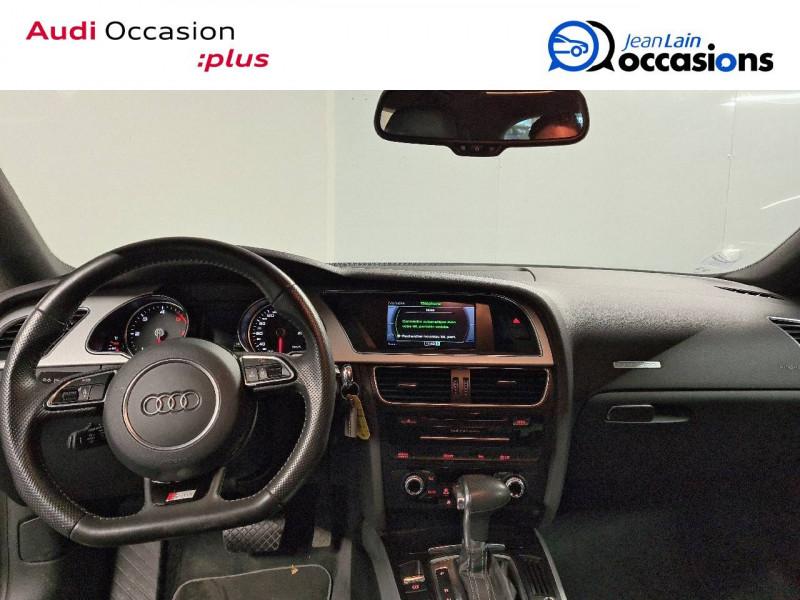 Audi A5 Sportback A5 Sportback 2.0 TDI 190 S tronic 7 Quattro S Line 5p Gris occasion à La Motte-Servolex - photo n°18