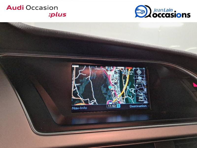Audi A5 Sportback A5 Sportback 2.0 TDI 190 S tronic 7 Quattro S Line 5p Gris occasion à La Motte-Servolex - photo n°15