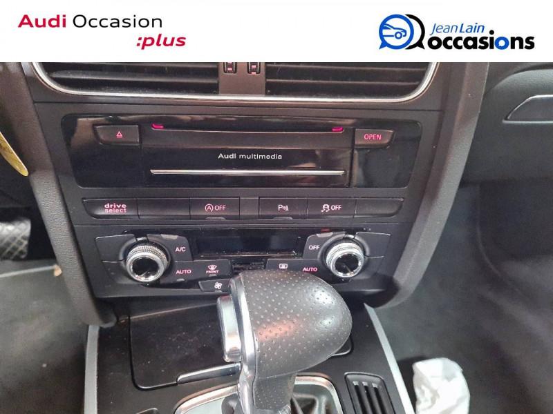Audi A5 Sportback A5 Sportback 2.0 TDI 190 S tronic 7 Quattro S Line 5p Gris occasion à La Motte-Servolex - photo n°14