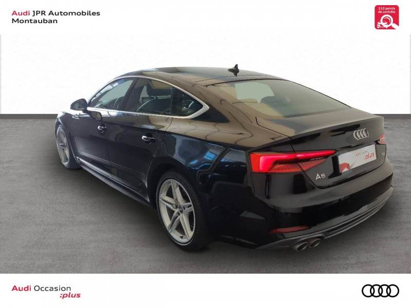 Audi A5 Sportback A5 Sportback 2.0 TDI 190 S tronic 7 S Line 5p  occasion à montauban - photo n°4