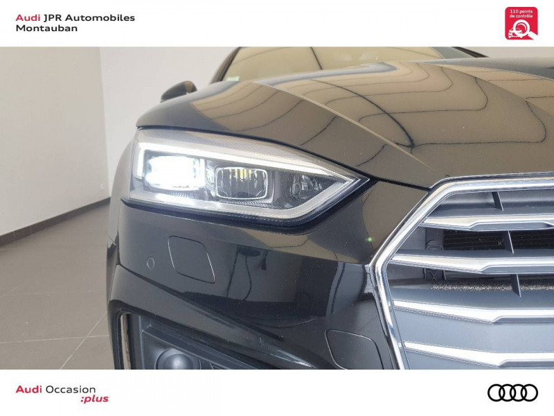 Audi A5 Sportback A5 Sportback 2.0 TDI 190 S tronic 7 S Line 5p  occasion à montauban - photo n°14