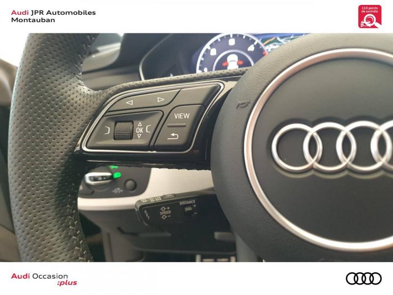 Audi A5 Sportback A5 Sportback 2.0 TDI 190 S tronic 7 S Line 5p  occasion à montauban - photo n°17