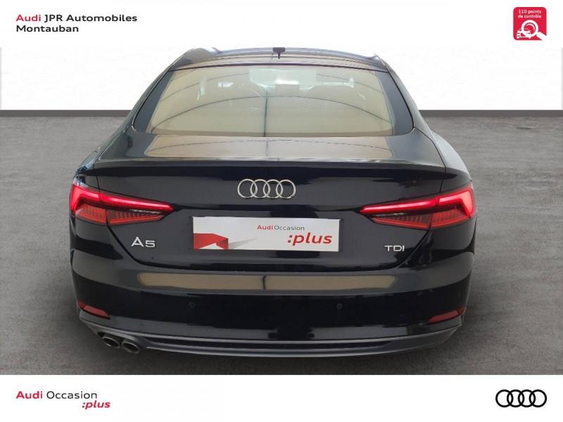 Audi A5 Sportback A5 Sportback 2.0 TDI 190 S tronic 7 S Line 5p  occasion à montauban - photo n°13