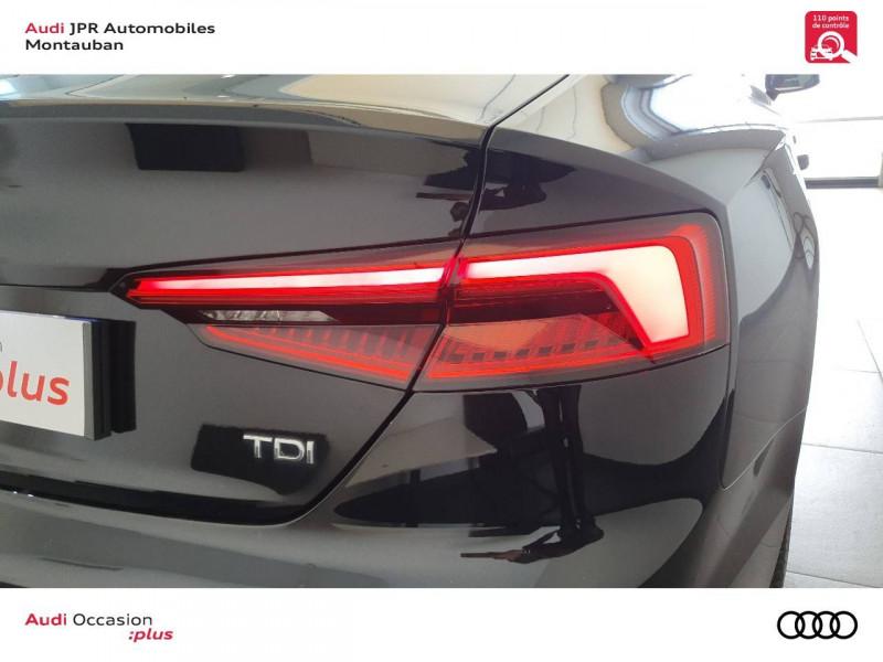 Audi A5 Sportback A5 Sportback 2.0 TDI 190 S tronic 7 S Line 5p  occasion à montauban - photo n°15