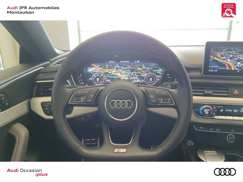 Audi A5 Sportback A5 Sportback 2.0 TDI 190 S tronic 7 S Line 5p  occasion à montauban - photo n°10
