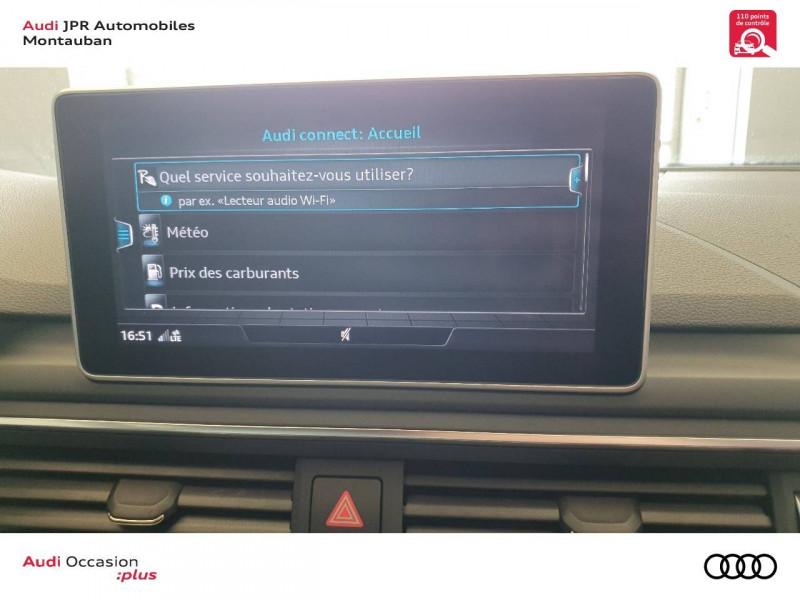 Audi A5 Sportback A5 Sportback 2.0 TDI 190 S tronic 7 S Line 5p  occasion à montauban - photo n°8
