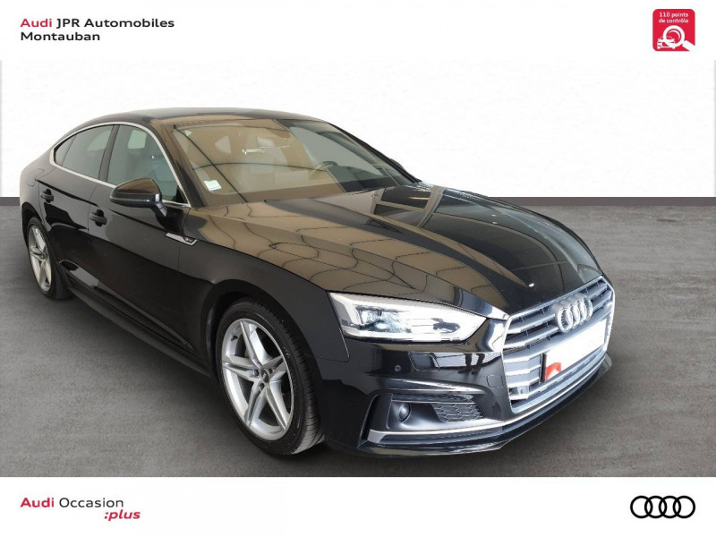 Audi A5 Sportback A5 Sportback 2.0 TDI 190 S tronic 7 S Line 5p  occasion à montauban - photo n°12