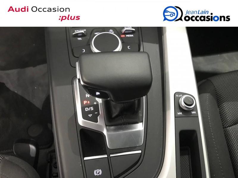 Audi A5 Sportback A5 Sportback 40 TDI 190 S tronic 7 Business Line 5p Blanc occasion à Saint-Jean-de-Maurienne - photo n°13
