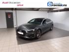 Audi A5 Sportback A5 Sportback 40 TDI 190 S tronic 7 Quattro S Line 5p Gris à Échirolles 38