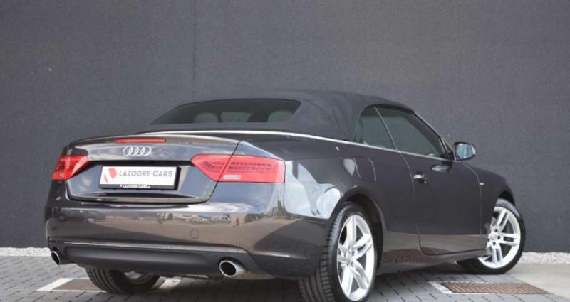 Audi A5 1.8 TFSI S line Gris occasion à NIEUWPOORT - photo n°6