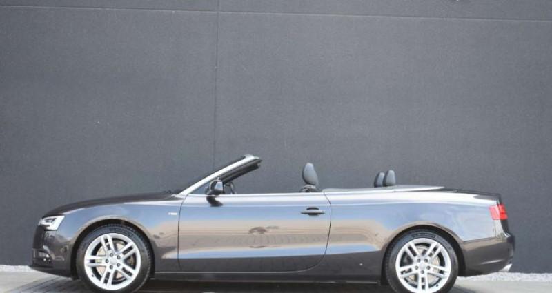 Audi A5 1.8 TFSI S line Gris occasion à NIEUWPOORT - photo n°5