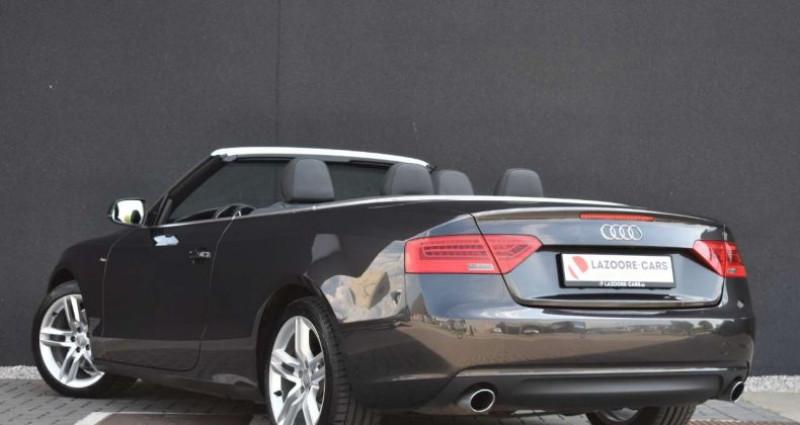 Audi A5 1.8 TFSI S line Gris occasion à NIEUWPOORT - photo n°4