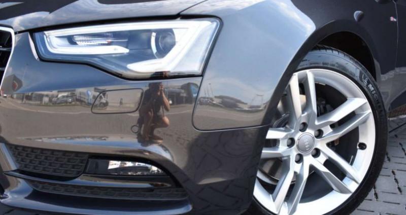 Audi A5 1.8 TFSI S line Gris occasion à NIEUWPOORT - photo n°2