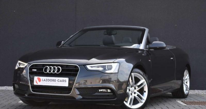 Audi A5 1.8 TFSI S line Gris occasion à NIEUWPOORT