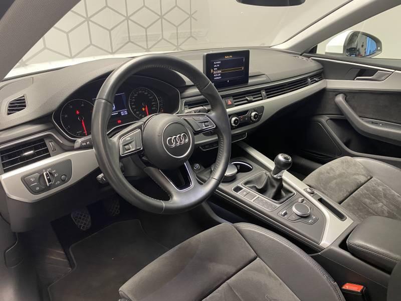 Audi A5 2.0 TDI 150 Blanc occasion à Lormont - photo n°5