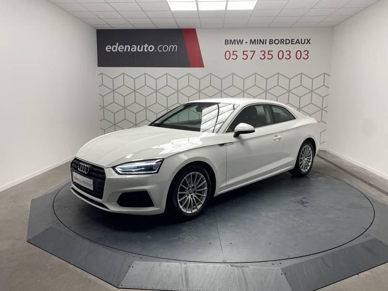 Audi A5 2.0 TDI 150 Blanc occasion à Lormont