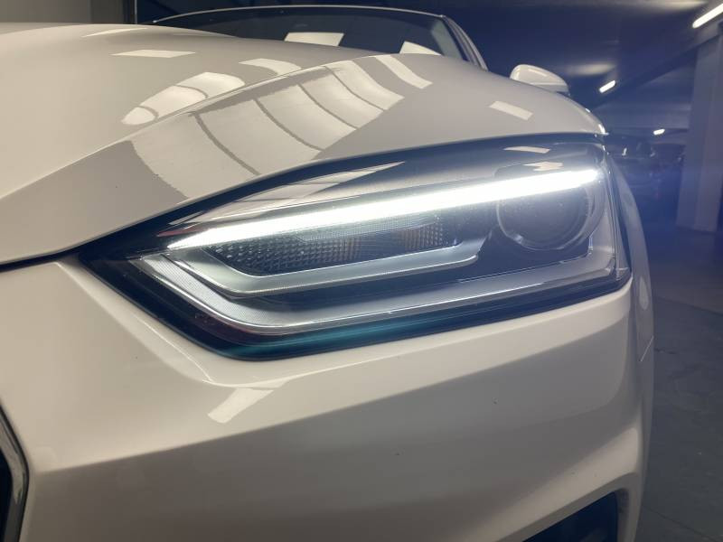 Audi A5 2.0 TDI 150 Blanc occasion à Lormont - photo n°11