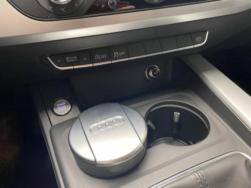 Audi A5 2.0 TDI 150 Blanc occasion à Lormont - photo n°4