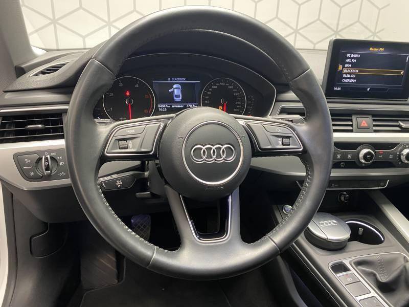 Audi A5 2.0 TDI 150 Blanc occasion à Lormont - photo n°8