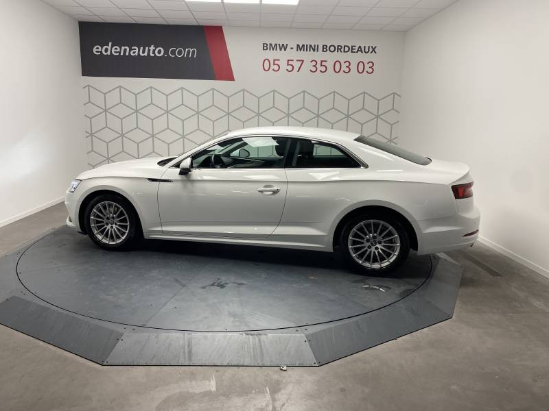 Audi A5 2.0 TDI 150 Blanc occasion à Lormont - photo n°17