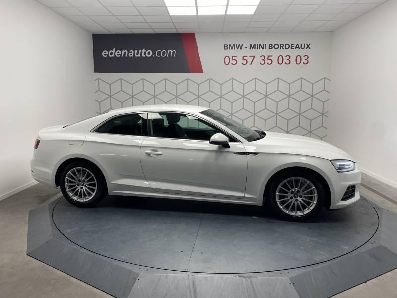 Audi A5 2.0 TDI 150 Blanc occasion à Lormont - photo n°15