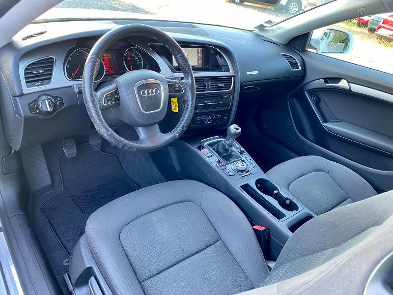 Audi A5 2.0 TDI 170ch DPF Ambiente quattro Blanc occasion à Castelmaurou - photo n°3