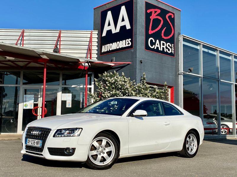 Audi A5 occasion 2008 mise en vente à Castelmaurou par le garage BS CARS.COM - photo n°1