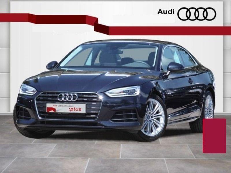 Audi A5 2.0 TDI 190 ch Bleu occasion à Beaupuy
